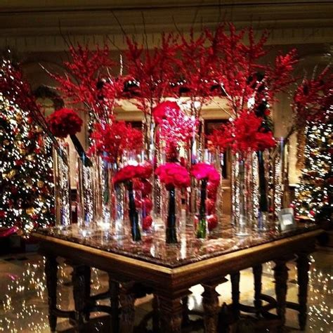 top ten hotel lobby christmas decorations 19 best images about lobby looks on seasons resorts and four seasons
