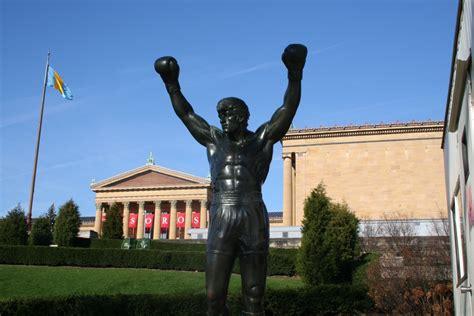 philadelphia museum of art rocky statue