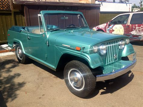 1970 jeep commando for sale 1970 jeepster