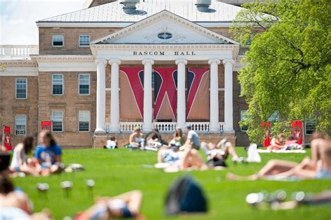 Wisconsin School Of Business Mba Ranking by Uw Places High In Forbes Rankings