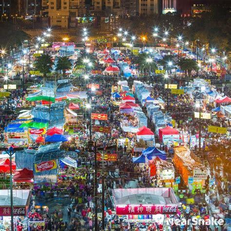 new year 2018 events melbourne 維園年宵2018 香港島唯一年宵花市 維多利亞公園年宵市場2018全港最大 nearsnake