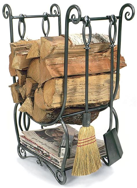 fireplace wood holder basket 25 best ideas about fireplace tools on