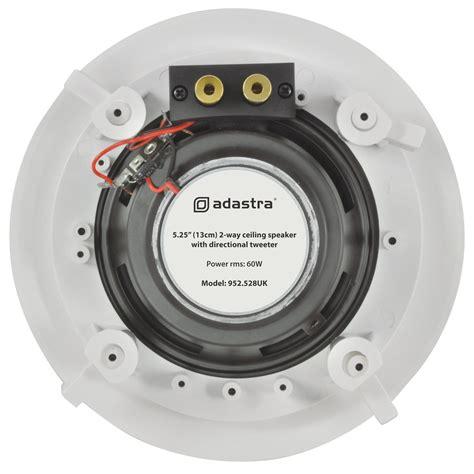decken lautsprecher adastra 13cm 13 3cm decken lautsprecher mit directinonal