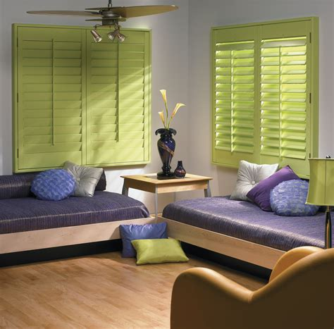 enhancing your interiors with modern wood shutters wood window treatments interior design explained