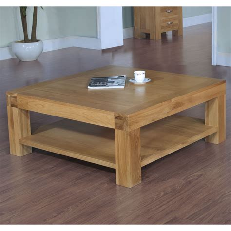 Coffee Table Square Pine Wood pine square rustic coffee table collaborate decors