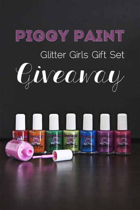 Paint Giveaway - welcoming spring with piggy paint giveaway from pdx with love