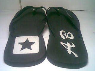 Sepatu Merk H L sandal sepatu fashionable murah sandal jepit spon pria