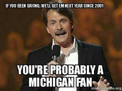Michigan Football Memes - 59 best images about michigan sucks on pinterest
