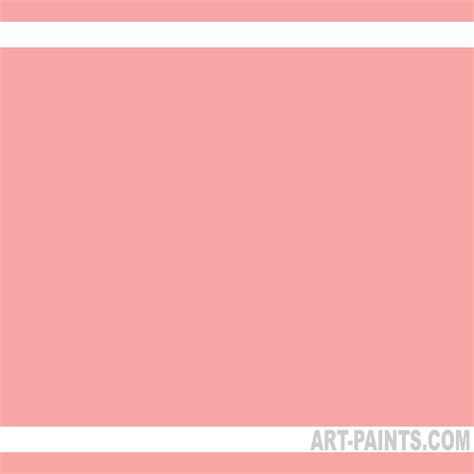 salmon pink colours acrylic paints 071 salmon pink paint salmon pink color caran d ache