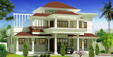 Georgian House Designs Floor Plans Uk by Free Home Designs Kerala Keralahouseplanner