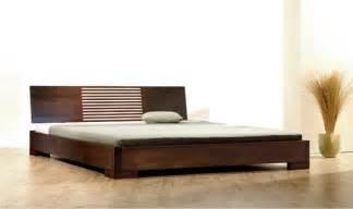 lit design discount 140 160 180 en bois massif avec chevets