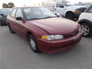 1998 Mitsubishi Mirage De Damaged 1998 Mitsubishi Mirage De For Sale In Ca