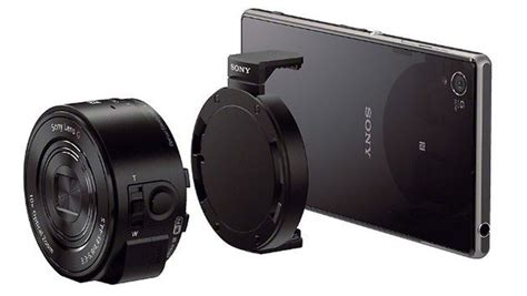 Sony Lens G Update Lens G Sony Officially Presents The Lenses Dsc Qx100 And Qx10 Androidpit
