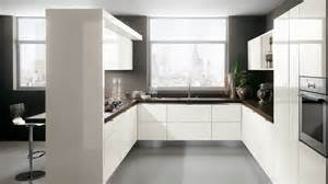 kitchen cabinets without handles the kitchen as a stage