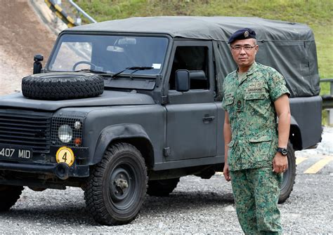 land rover singapore land rovers still used by saf news asiaone