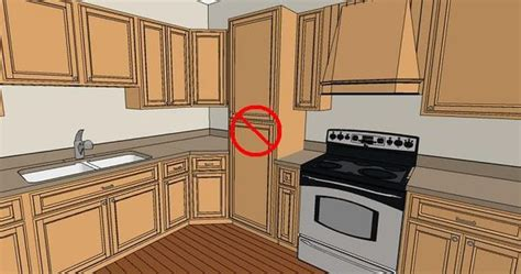 kitchen design rules illustrated  kitchen