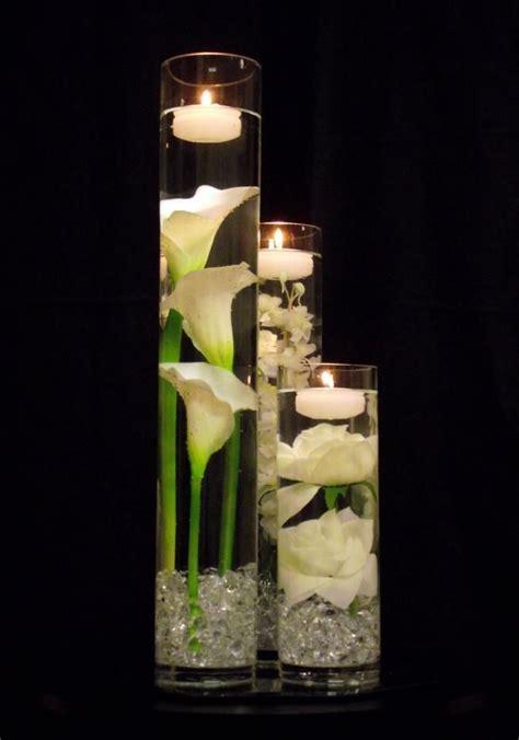 lighting arrangement wedding vase centerpieces on pinterest water beads