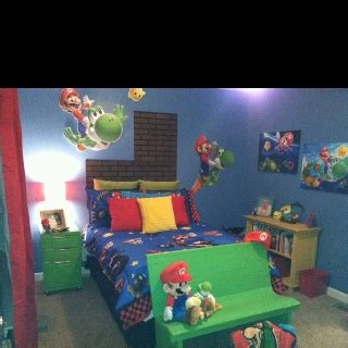 mario bedroom 1000 ideas about super mario room on pinterest mario