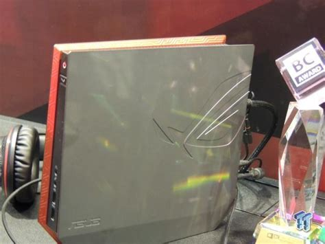 Asus Republic Of Gamers Laptop Boot From Usb asus shows its award winning gr6 tiny gaming pc