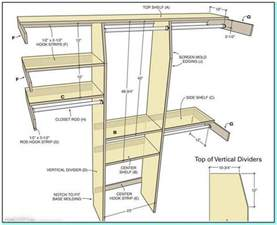 walk in closet dimensions standard reference