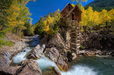 Best Small Towns In Usa by Little Crystal Mill Colorado Usa World For Travel