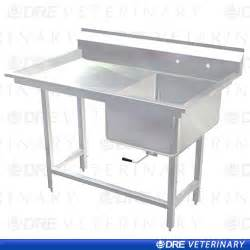 Slop Sink Faucet Stainless Steel Utility Sink With Drainboard
