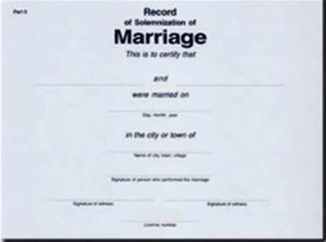 How To Find Marriage Records In Canada Frequently Asked Questions