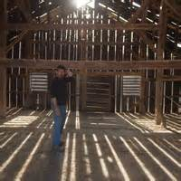 Barnwood builders exclusive with mark bowe greenbrier county
