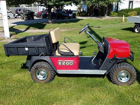 2008 e z go sport 2 utility golf car harris golf cars