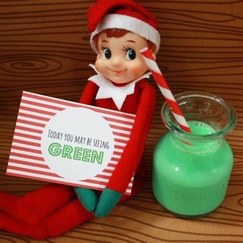 Where Can You Find On The Shelf by On The Shelf Idea Instead Maybe Quot Today Can You Find Green Things And Or Wear Green Quot For A