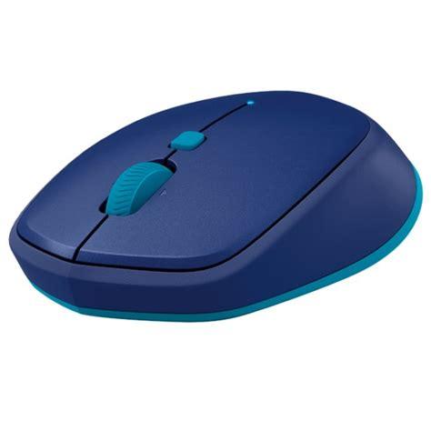 Logitech Mouse Bluetooth M337 Blue logitech m337 bluetooth mouse