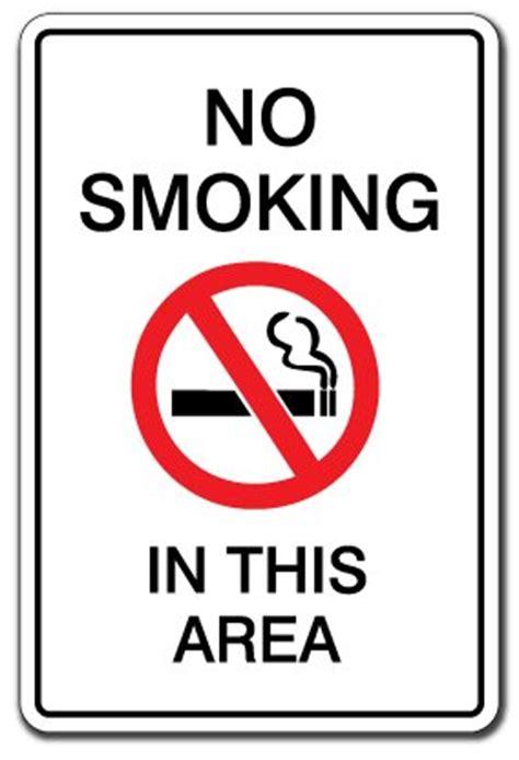 no smoking sign arch outdoor country decor no smoking in this area warning sign indoor outdoor