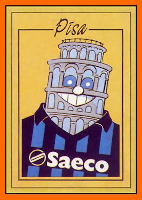 Stiker Ac Pissa school panini top ten of italian football nicknames
