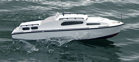 Sea Cabin Cruiser by Aerokits Sea Commander Cabin Cruiser Kit Available From