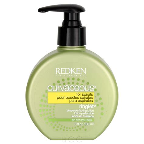 Redken Ringlet Curl Perfector by Redken Curvaceous Ringlet Shape Perfecting Lotion