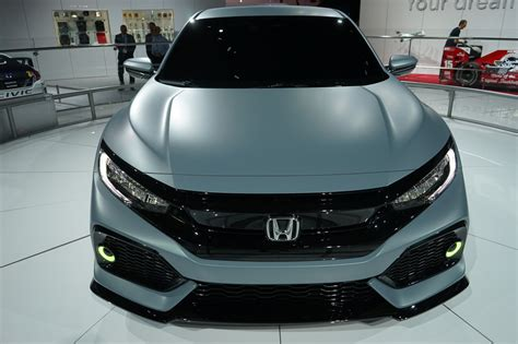 Car Types Sedan Coupe by Civics At The 2016 Nyias Coupe Hatchback Concept Rally