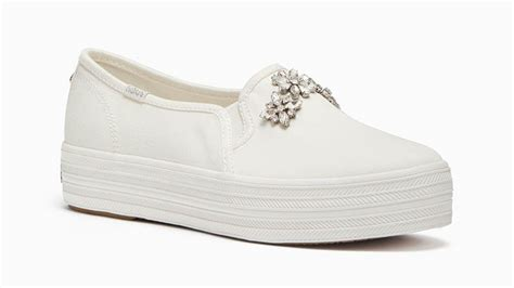 Keds Kate Spade keds x kate spade bridal sneakers collaboration shop