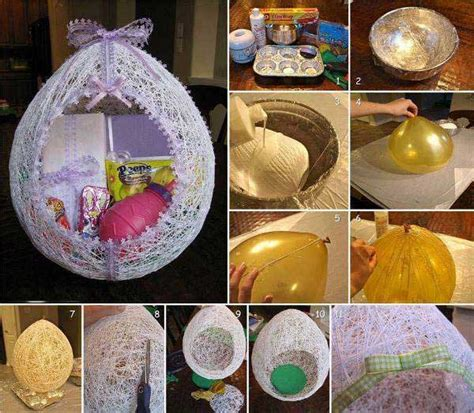 homemade easter decorations for the home 30 cool and easy diy easter crafts to brighten any home