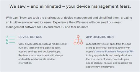easily set  manage  protect  apple devices