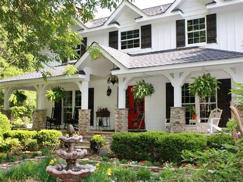 homes with front porches photos hgtv