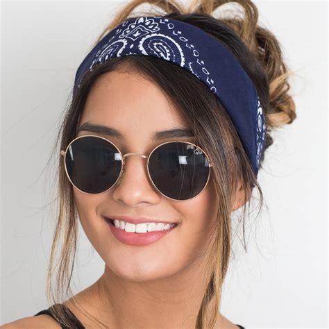hair accessories for fashion bandana scarf square