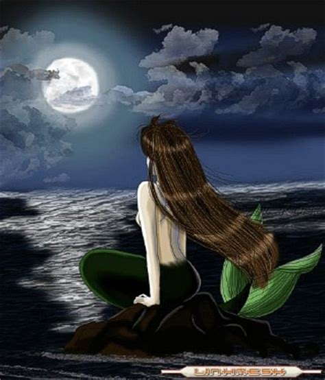 imagenes mitologicas sirenas seres fantasticos