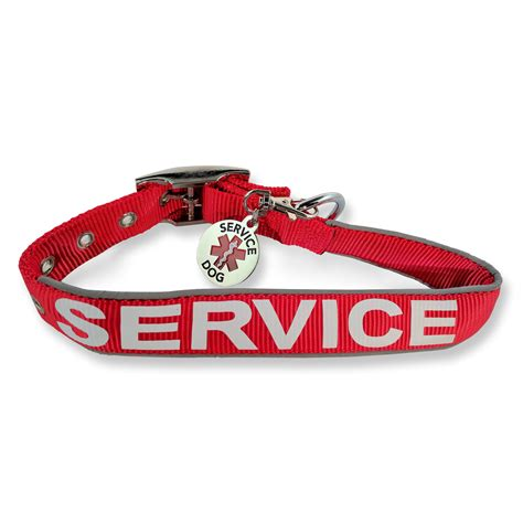 service in registration service collar tag available at service registration of america