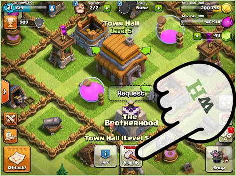 how to play clash of clans with pictures wikihow how to have a good base in clash of clans 12 steps