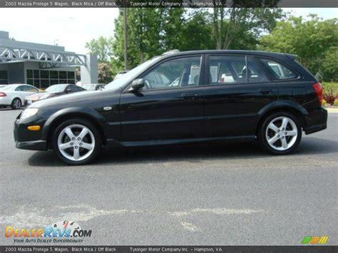 2003 mazda protege wagon black mica 2003 mazda protege 5 wagon photo 3