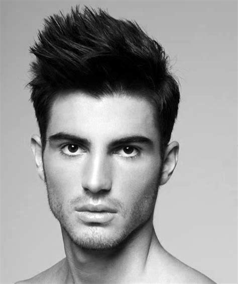 Hairstyles For Bold Men Over 40 | 15 collection of spiky long hairstyles