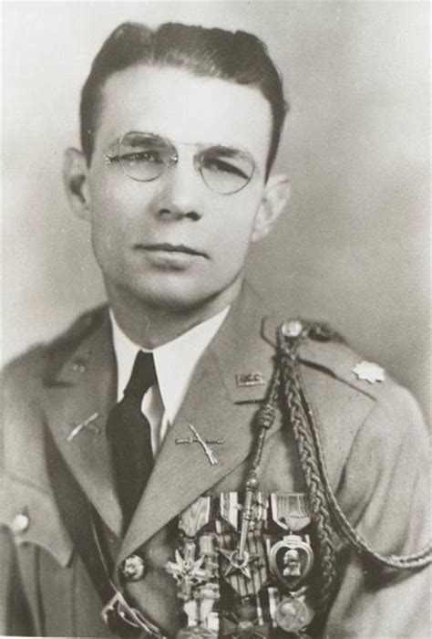 Most Decorated Soldier by Major George Keen Crockett And Bay Town East Texan