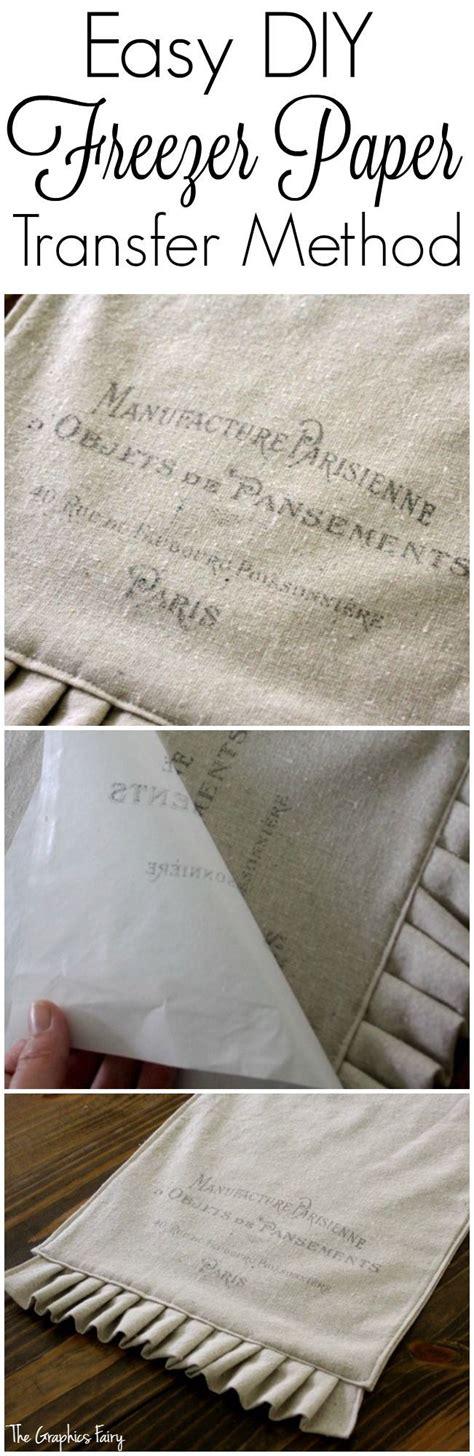 Printable Transfer Paper