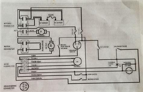 rascal 600 scooter wiring diagram wiring diagram