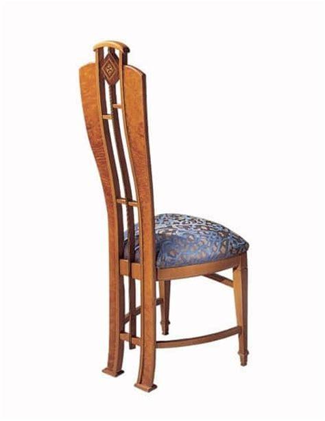 sedia anatomica sedia classica di lusso placcata in radica linea